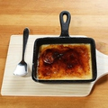 料理メニュー写真カタラーナブリュレ