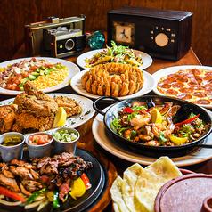 L.A.S.T カリフォルニア レストラン みなとみらいワールドポーターズのおすすめ料理1