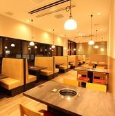 焼肉DINING 大和 木更津店の雰囲気3