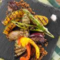 料理メニュー写真野菜のグリルの盛り合わせ