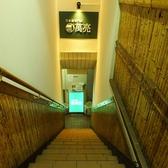 入り口は地下1階にございます。