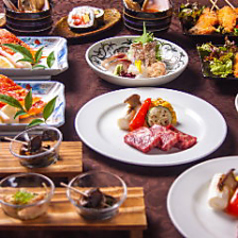魚酒炭菜おどりや 成田東店のコース写真