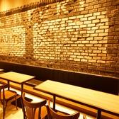 人数に合わせてカスタマイズ可能なテーブル席。各種パーティーコースをご用意しておりますので、用途に合わせてご利用ください!