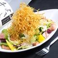 料理メニュー写真叶オリジナルサラダ(温・冷)