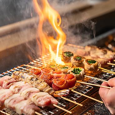 炭火野菜巻き串 博多うずまき 宮崎店の雰囲気1