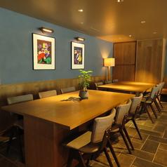 ブルーブックスカフェ BLUE BOOKS cafe 京都の雰囲気2
