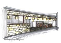 日式麺飯 華オト商店の雰囲気1