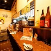 のりを 長居店 王道居酒屋の雰囲気3
