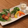 料理メニュー写真【ソイメニュー】農家野菜のソイチーズフォンデュ