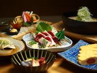 九州直送の厳選食材を贅沢に愉しむ宴会コースは4000円~