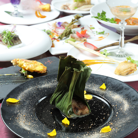 タイ料理が大好きな方におすすめ★おまかせコース 8000円