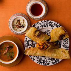 お米とウーダット豆をペースト状にした南インドのクレープ料理~ドーサ~