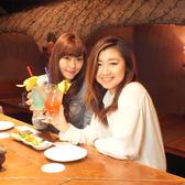 女子会、お友達と一緒に仲良くわいわいしましょう!☆気さくなスタッフと楽しい会話を楽しむのもカウンターならでは
