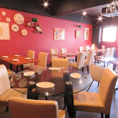 当店のお席の種類は、カウンター席4席/4名掛けテーブル席5席/2名掛けテーブル席3席