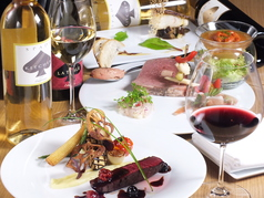 wine bar SPADEの写真