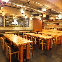 とり家 ゑび寿 えびす 武蔵小杉店の雰囲気1