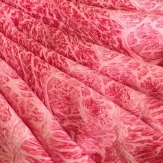 料理メニュー写真最高級A5ランク 岡山産黒毛和牛