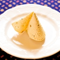 料理メニュー写真パパド(3P)