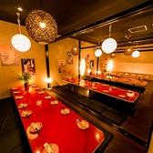海鮮と日本酒居酒屋 北海道紀行 浜松町店の写真