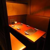 6名様用の個室テーブルが2室ございます。