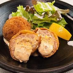 タルタル鶏メンチカツ