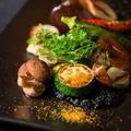 料理メニュー写真【野菜の盛り合わせ 4種 6種】