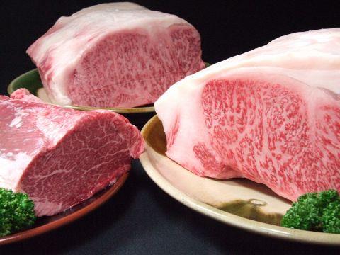 厳選素材【和牛A5ランク】のお肉専門店!美味しいお肉料理を堪能