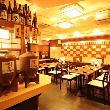 九州居酒屋 博多流。 新宿店の雰囲気1