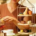 ◆ホテルラウンジの様な落ち着いた雰囲気でアフタヌーンティー◆まるでホテルラウンジの様な落ち着い雰囲気でアフタヌーンティーはいかかですか?平日は14:00-から、週末も17:00からご予約が可能です。お気軽にお問合せ下さい♪