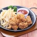 料理メニュー写真カラポテセット
