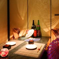 デートや打ち合わせに。神田駅周辺で完全個室の居酒屋をお探しでしたら是非、個室居酒屋北六神田店をご利用ください★