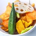 料理メニュー写真ミックス野菜チップス