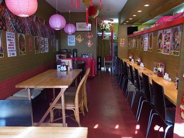 中華定食 笑飯店の雰囲気1