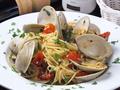 料理メニュー写真白はまぐりのスパゲッティ ボンゴレ・ビアンコ レギュラー