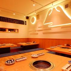 津田沼 焼肉寿司の雰囲気1