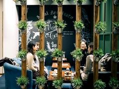 MASTARS CAFE マスターズカフェ 薬院店の雰囲気1