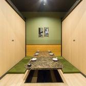 6名部屋『気の合う仲間との食事会など』にご利用ください。
