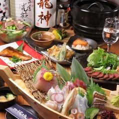 地酒蔵大阪 福島のおすすめ料理1