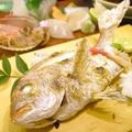 料理メニュー写真瀬戸の小魚 (チヌ・めばる・かれい・小鯛・地ふぐなど)