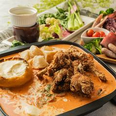 肉バル チーズ LODGE ロッジ 大宮店のコース写真