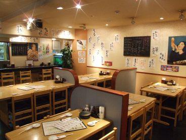 炭火割烹 三是 新宿南口店の雰囲気1