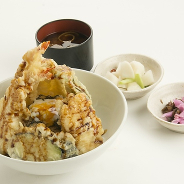 天ぷら定食あげな ヨドバシ博多店のおすすめ料理1