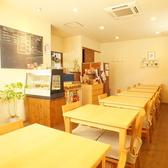 カフェ ナット cafe n.a.t. 川西能勢口の雰囲気3