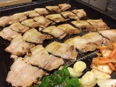 焼肉 韓国料理居酒屋 北海道オモニの家のコース写真