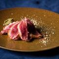 料理メニュー写真滝川産 鴨肉のステーキ