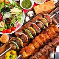 五反田で人気のシュラスコ料理が食べ放題!ブラジル焼肉