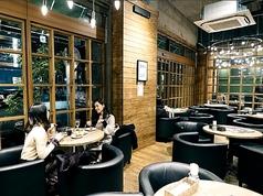 マスターズカフェ MASTARS CAFE 天神PARCO店の雰囲気1