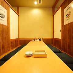 【2F/禁煙】8名様向けの広々としたお座敷。会社宴会にもおすすめです!