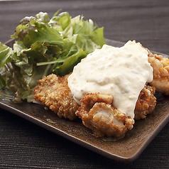 自家製タルタル 若鶏のチキン南蛮