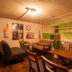 Dining&Bar 2KAIの雰囲気1